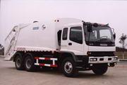 NEWWAY牌CXL5220ZYS型压缩式垃圾车