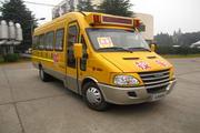 依维柯牌NJ6713XC型依维柯小学生校车图片