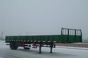博格达8.6米13.8吨1轴半挂车(XZC9180)