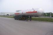 建成牌JC9409GYQ型液化气体半挂运输车图片