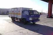 北京牌BJ5044XWY53型危险品运输车图片