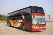 安凯牌HFF6140WK86-1型特大型豪华卧铺客车图片