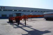 陆锋7.2米24吨2轴集装箱运输半挂车(LST9280TJZG)
