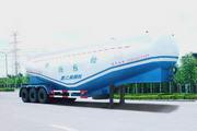 万荣牌CWR9360GFL型粉粒物料运输半挂车