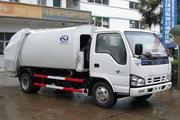 九通牌KR5070ZYS型压缩式垃圾车图片