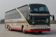 安凯牌HFF6140WK07D-1型特大型豪华卧铺客车图片