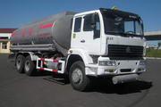 万荣牌CWR5250GYYM44Z型运油车