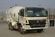 天马牌KZ5253GJBBJ2A型混凝土搅拌运输车