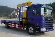 秋浦牌ACQ5161JPB型起重平板运输车图片