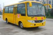 华夏牌AC6608KJ4型校车图片