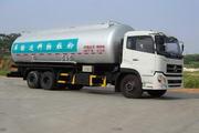 HCQ5250GFLA9型华通牌低密度粉粒物料运输车图片