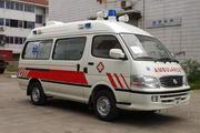 凯福莱牌NBC5031XJH02型救护车