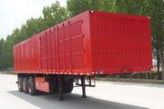 胜狮牌SV9401XXY型厢式运输半挂车