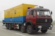 胜工牌SG5280TDZ型氮气增压车图片