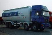万荣牌CWR5315GFLNM456SX型粉粒物料运输车
