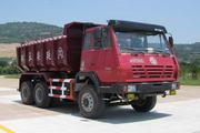 三环牌YA5252ZYH型自卸式运砂车图片