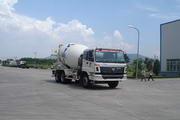 福田牌FHM5257GJB-1C型混凝土搅拌运输车