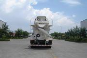 福田牌FHM5257GJB-2D型混凝土搅拌运输车图片