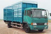 柳特神力牌LZT5121CXYPK2E3L3A95型平头仓栅式运输车