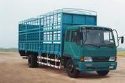 柳特神力牌LZT5120CXYPK2E3L3A95型平头仓栅式运输车