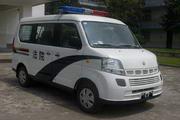 昌河铃木牌CH5022XQCA2型囚车图片