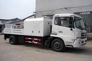 东方牌HZK5121THB型车载式混凝土输送泵车图片