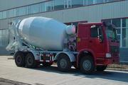 万荣牌CWR5317GJBZ型混凝土搅拌运输车