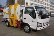 九通牌KR5071ZYS型压缩式垃圾车图片