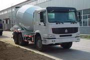 万荣牌CWR5257GJBZ型混凝土搅拌运输车