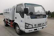 九通牌KR5070ZLJD型密封式垃圾车图片