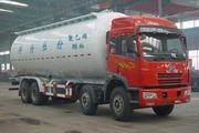 万荣牌CWR5312GFLCA型粉粒物料运输车