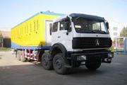 中油牌ZYT5290TDZ型氮气增压车图片