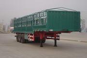 万事达牌SDW9400CLXYD型仓栅式运输半挂车