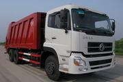 九通牌KR5251ZYS型压缩式垃圾车图片
