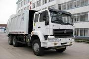 九通牌KR5200ZYS型压缩式垃圾车图片