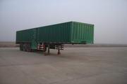 正康宏泰牌HHT9402XTY型厢式木炭运输半挂车图片