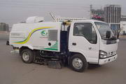 洁神牌QJS5071TSL型真空环流式扫路车图片
