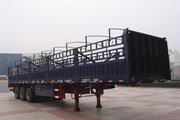 东方红牌LT9381CSY型仓栅式半挂运输车图片