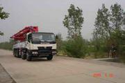福田牌FHM5391THB型混凝土泵车
