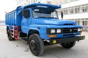 九通牌KR5091ZLJD型密封式垃圾车图片