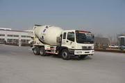 福田牌FHM5258GJB型混凝土搅拌运输车