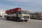 福田牌FHM5393THB型混凝土泵车