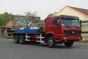 胜工牌SG5251TGC型焊接工程车图片