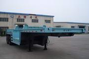 众骄牌HWZ9330TTS型铁水运输半挂车