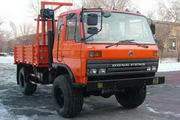 东风牌EQ2060G型沙漠越野汽车图片