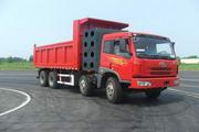解放牌CA3311P7K15T4A70E3型平头燃气自卸汽车图片