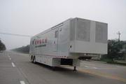 新桥牌BDK9190XDS型半挂电视车图片