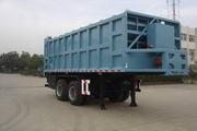 玖信7.5米18吨2轴压缩式垃圾半挂车(JXP9270ZYS)