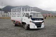 时骏国三单桥仓栅式运输车113-126马力5吨以下(LFJ5058CCYG1)