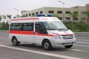 金徽牌KYL5031XJH-F型救护车